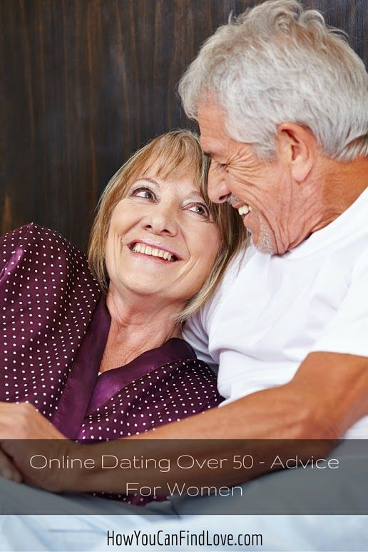 online dating advice for over 50