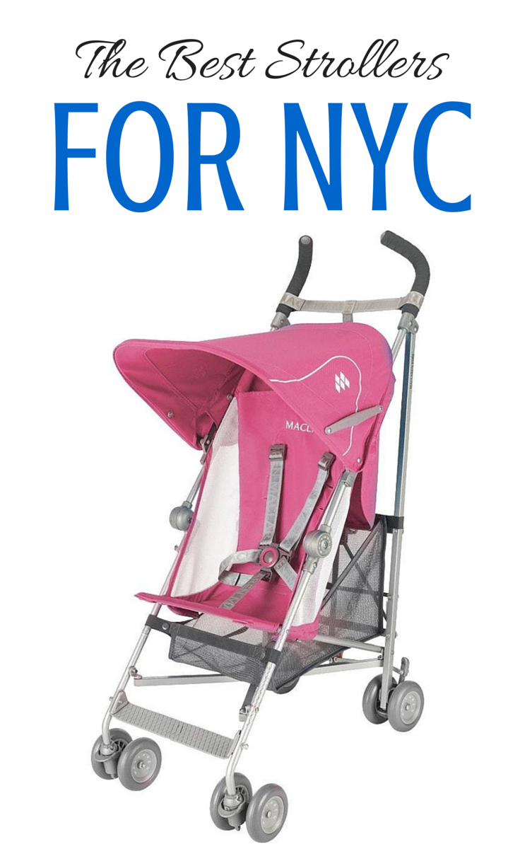 The Best Strollers for NYC http://www.thestrollersite.com/best-strollers-for-nyc/ #strollers #nyc #kids #baby