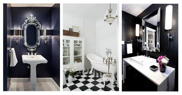Aranżacja łazienek W Zjawiskowym Stylu Glamour Inspiracje