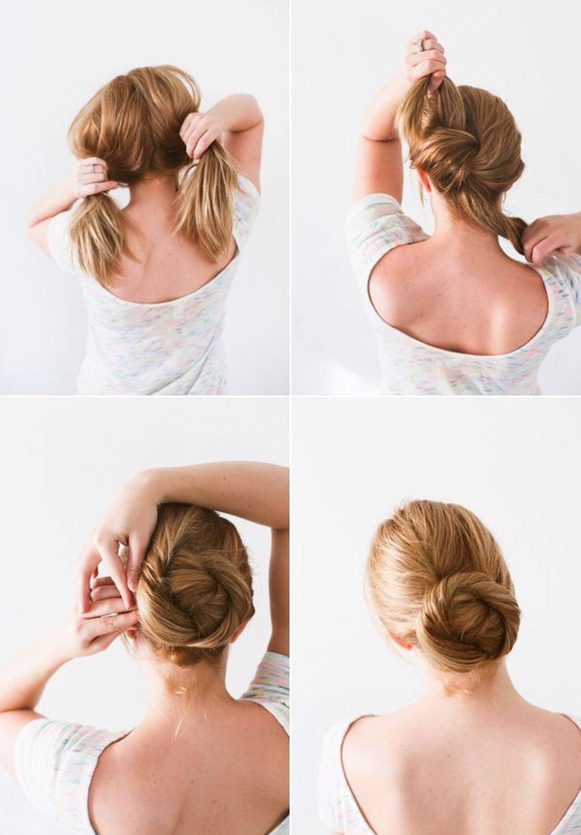 Hair tgif diy | Hair | Pinterest | Tgif, Hair style and Updos