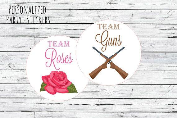 Guns and Roses Gender Reveal, Guns Or Roses Gender Reveal ...