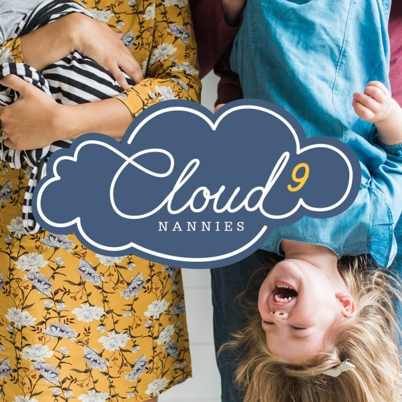 Austin Web Designers Cloud 9 Nannies Website And Brand Launch