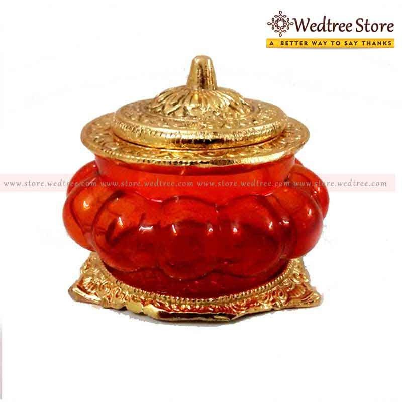 Kuber Pot Gold Online Wedding Ping