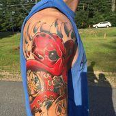 Photo of 125 Octopus Tattoos für 2020 – Wild Tattoo Art 125 Octopus Tattoos für 2020 – W …