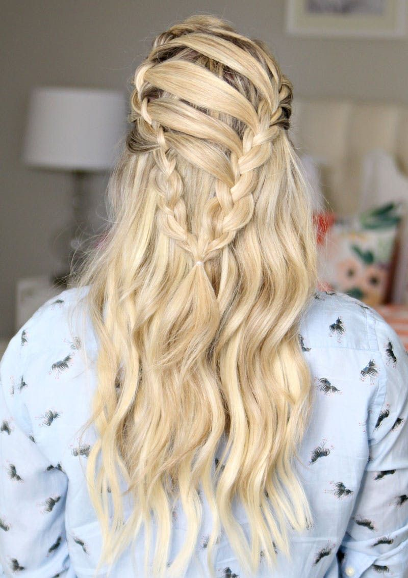 50 of the Best Braided Hairstyles You Haven't Pinned Yet   Cool ...