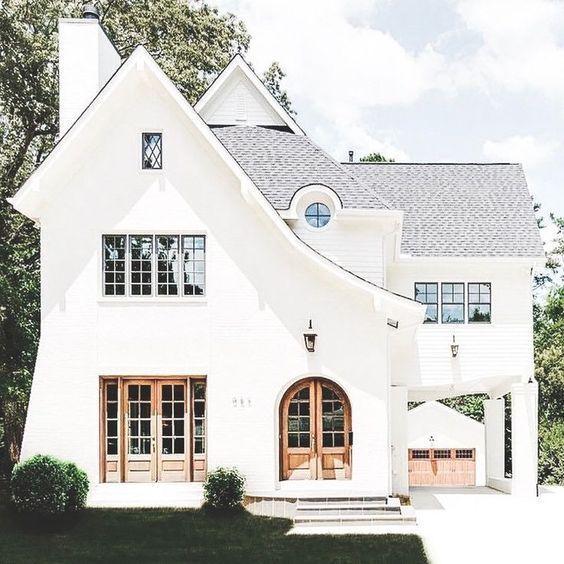 40 Best Modern Farmhouse Exterior Inspiration Best Modern
