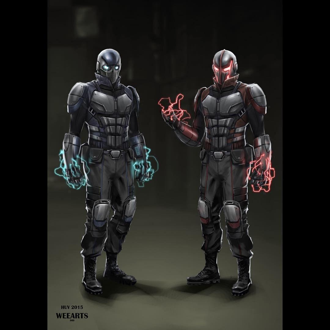 Vigilante Concept Art Google Search Concept Art Fantasy Armor Superhero