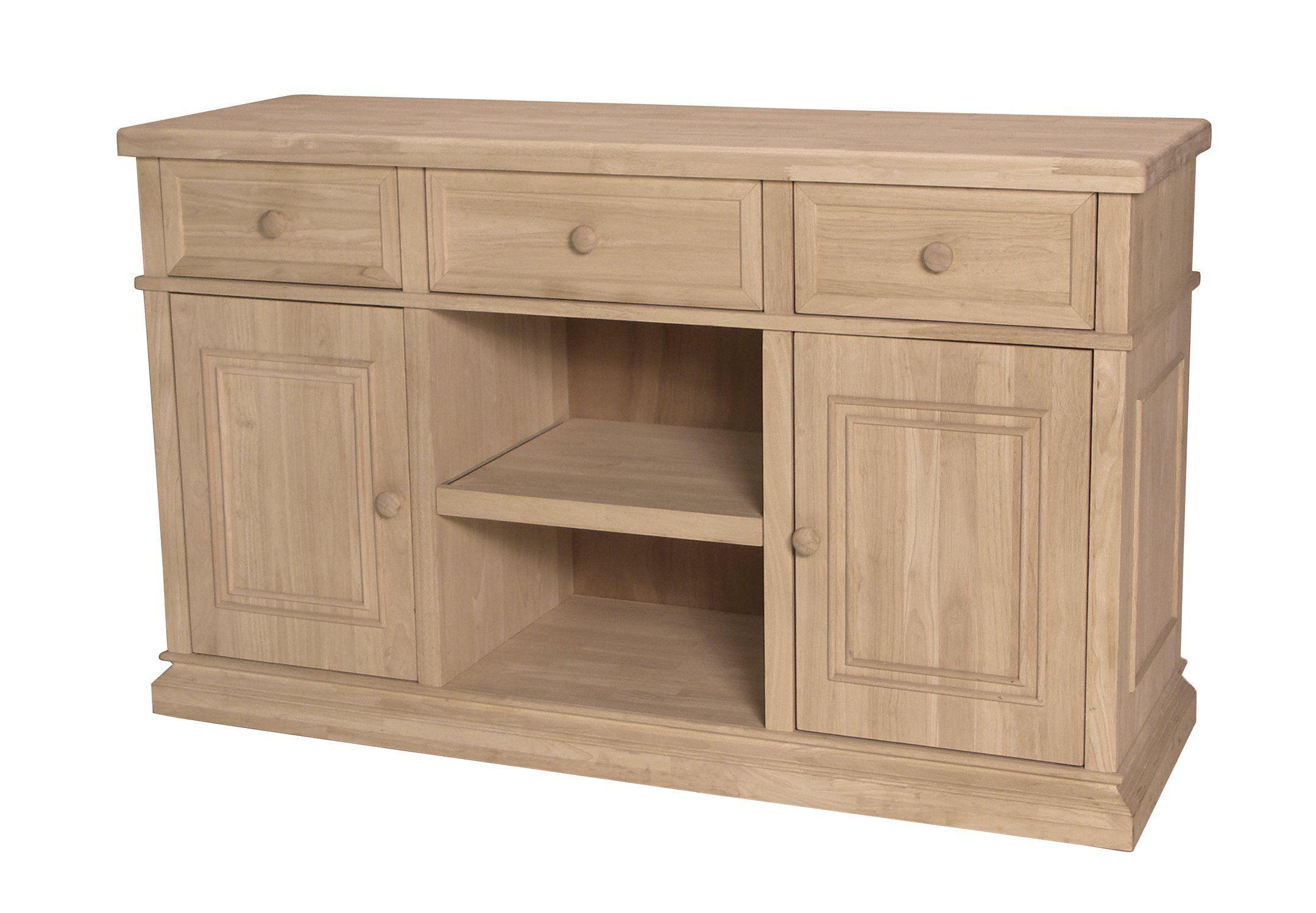 Sturbridge Hardwood Buffet 60 Quot Products Furniture
