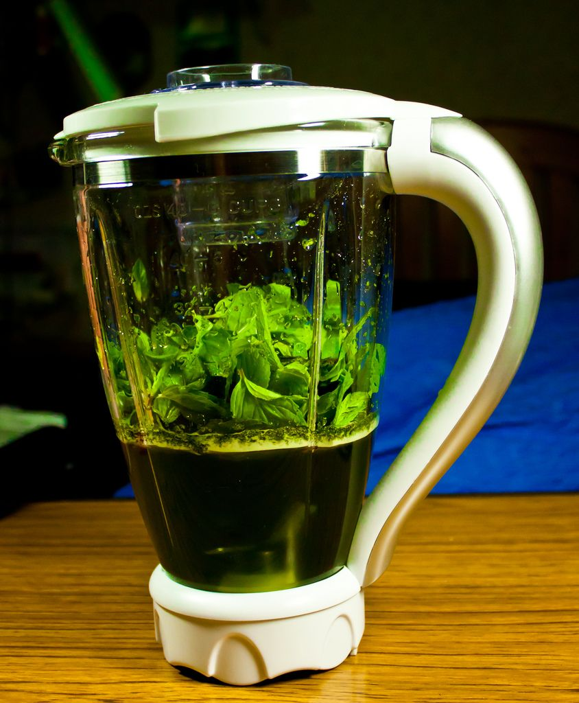 How to Make Mint Water via Sorbet recipes