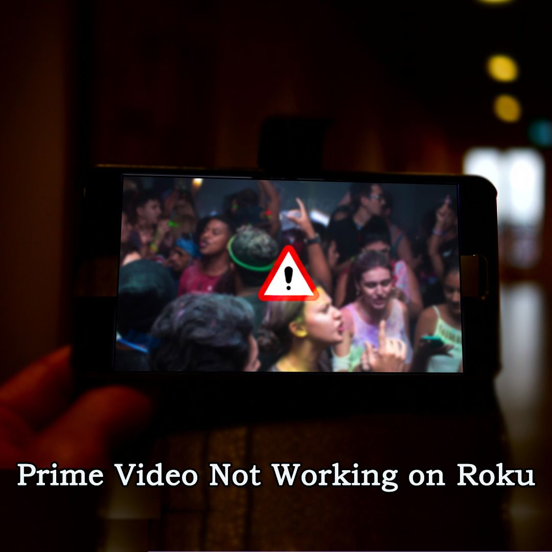 Are you facing hassles while watching AmazonPrime on Roku