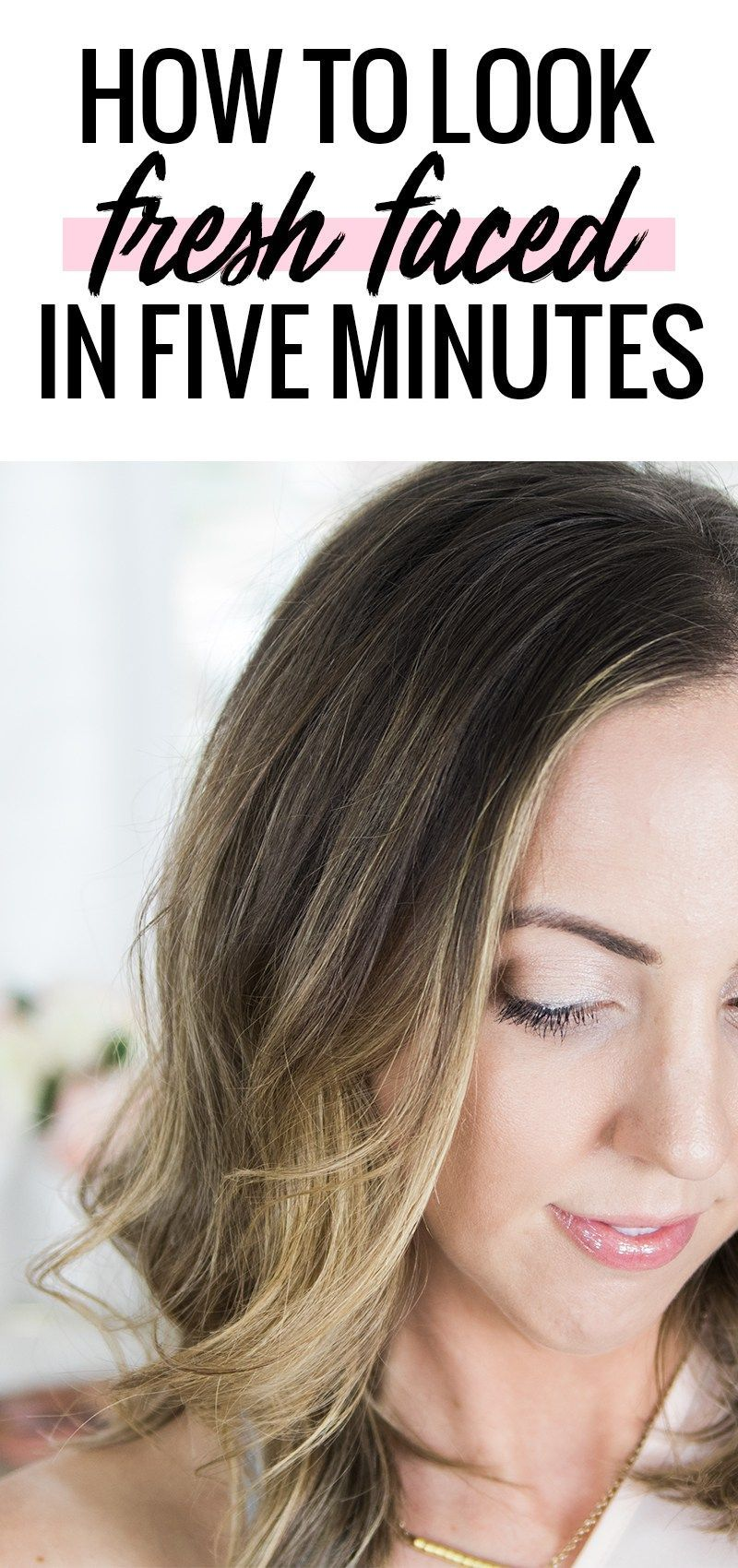 This is an easy  minute makeup routine MyRadiantLook ad