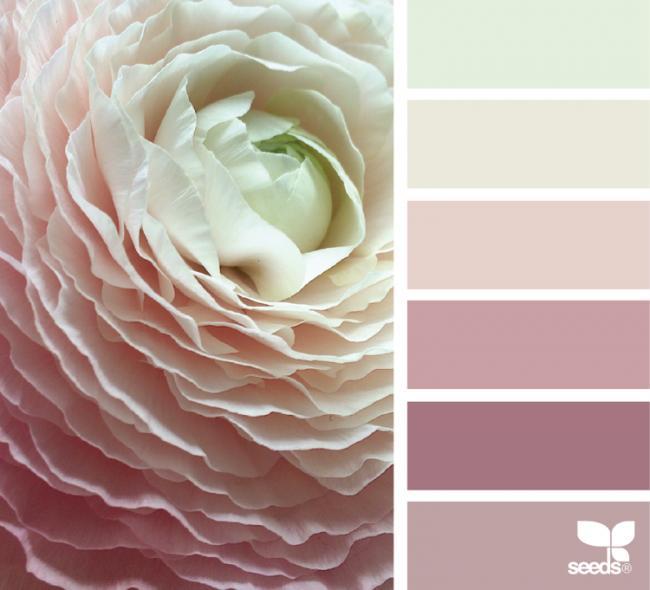 Altrosa Farbe altrosa farbe kombinieren gefämpfte palette bedroom decor