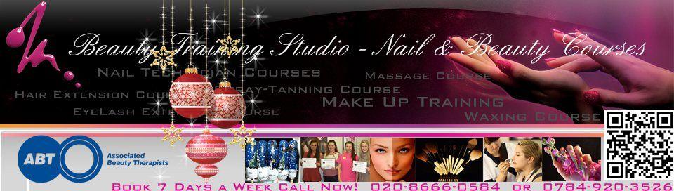 Beauty Training Studio Nail & Beauty Courses Nail and