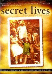 Secret Lives Hidden Children And Their Rescuers During WWII (DVD documentary)