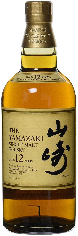 Suntory The Yamazaki Single Malt Whisky 12 Years Old 70cl Malt Whisky Whisky Single Malt