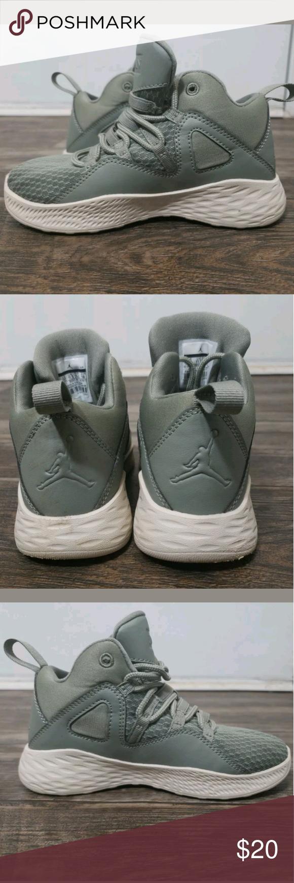 buy cheap d2ec8 6655d Nike Air Jordan Olive Kids Sneaker Nike Air Jordan Sneaker ...