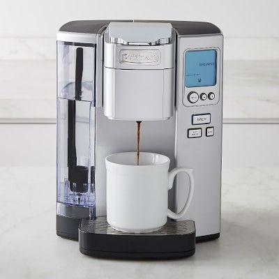 Cuisinart Premium Single Serve Coffee Maker Single Serve Coffee Makers Keurig Coffee Makers Single Cup Coffee Maker