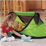 Pea Pod Portable Enclosed Baby/Child Bed | Baby travel bed ...