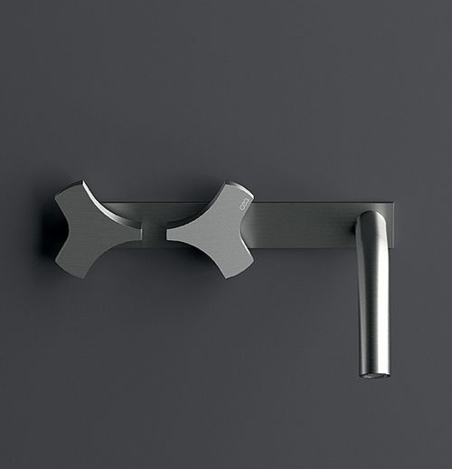 Satin Stainless Steel Faucet by Cea Design - Ziqq