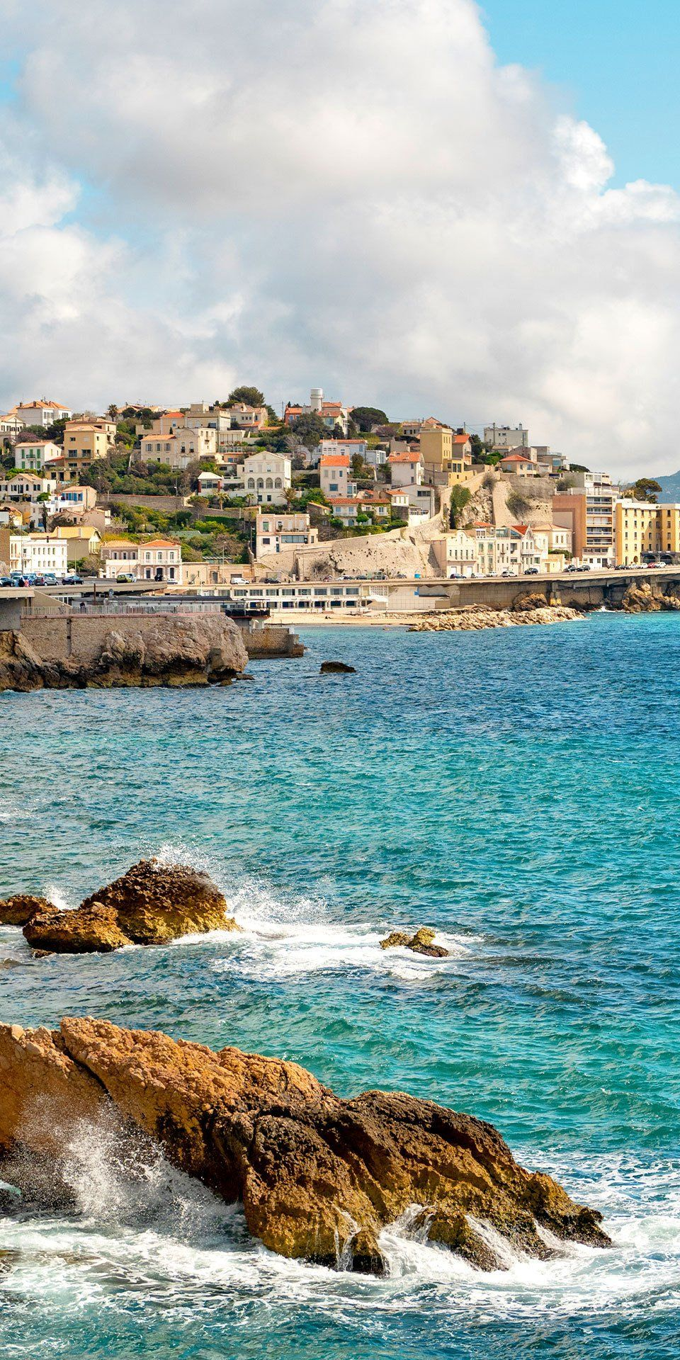 Provence, France ExploreFrance's oldest city, Marseille