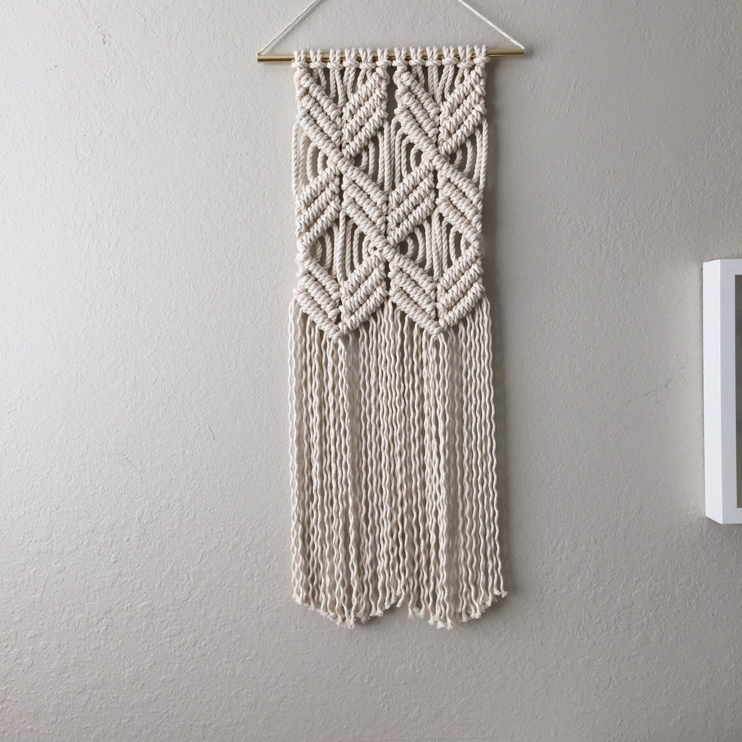 Just Restocked Macrame Wall Hanging Kits.