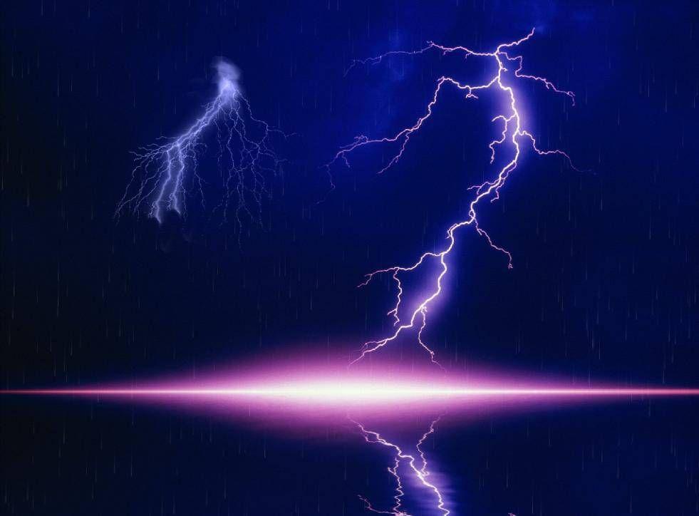 Lightning Screen Savers Background Screensavers Lightning
