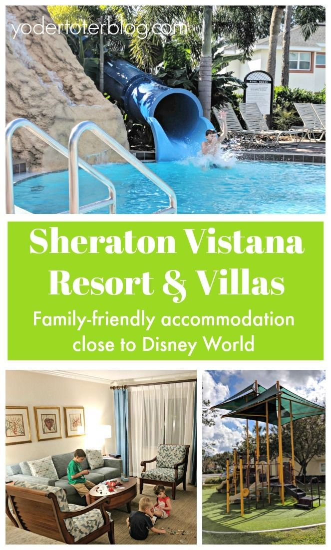 Sheraton Vistana Resort a review of this 2bedroom suite