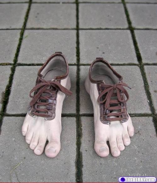 58ff4607d13 scary and funky-shoes   Funky Stuff   Pinterest   Funky shoes ...