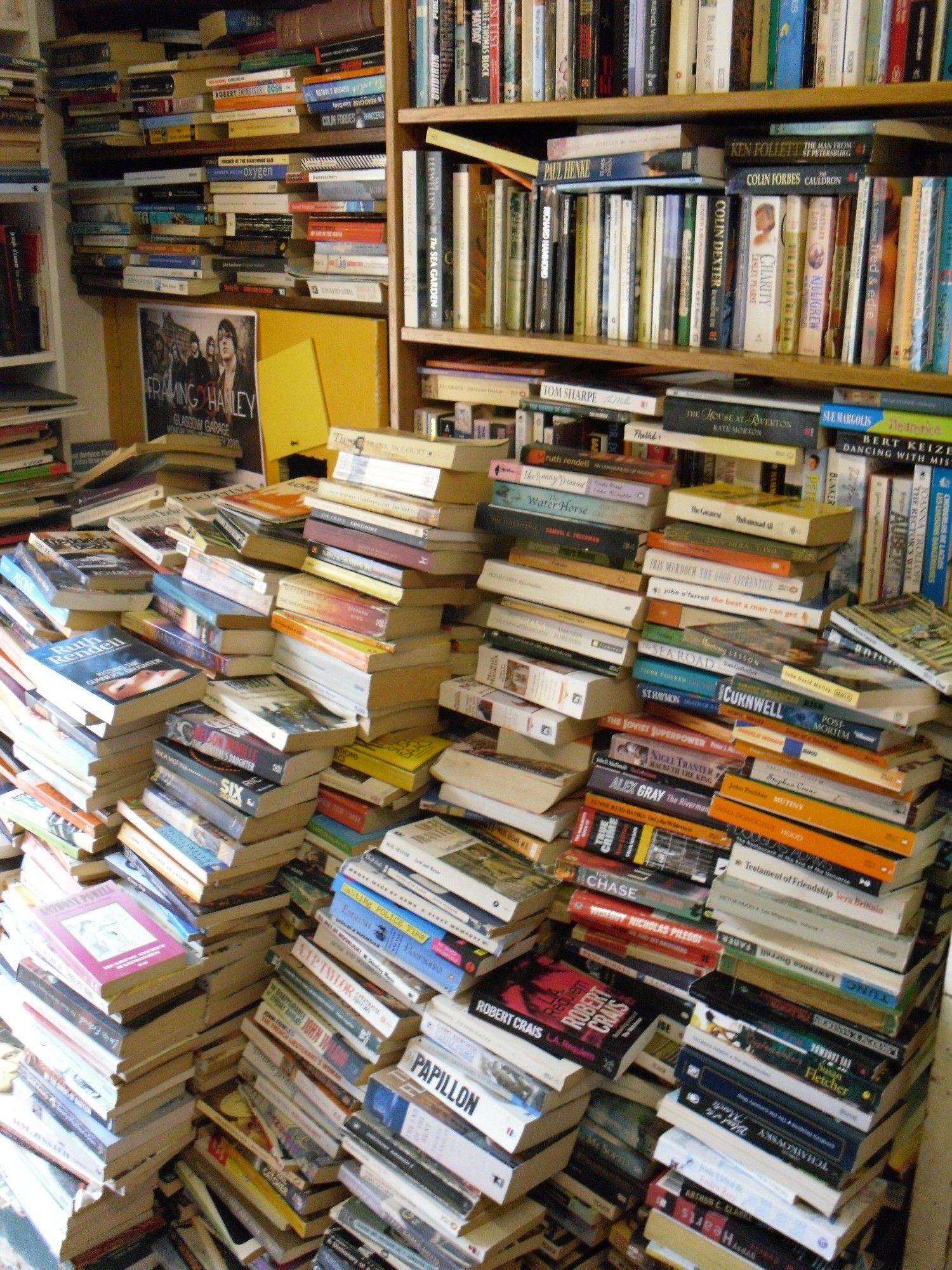 Second Hand Bookshops Book Aesthetic Bookshop Book Lovers