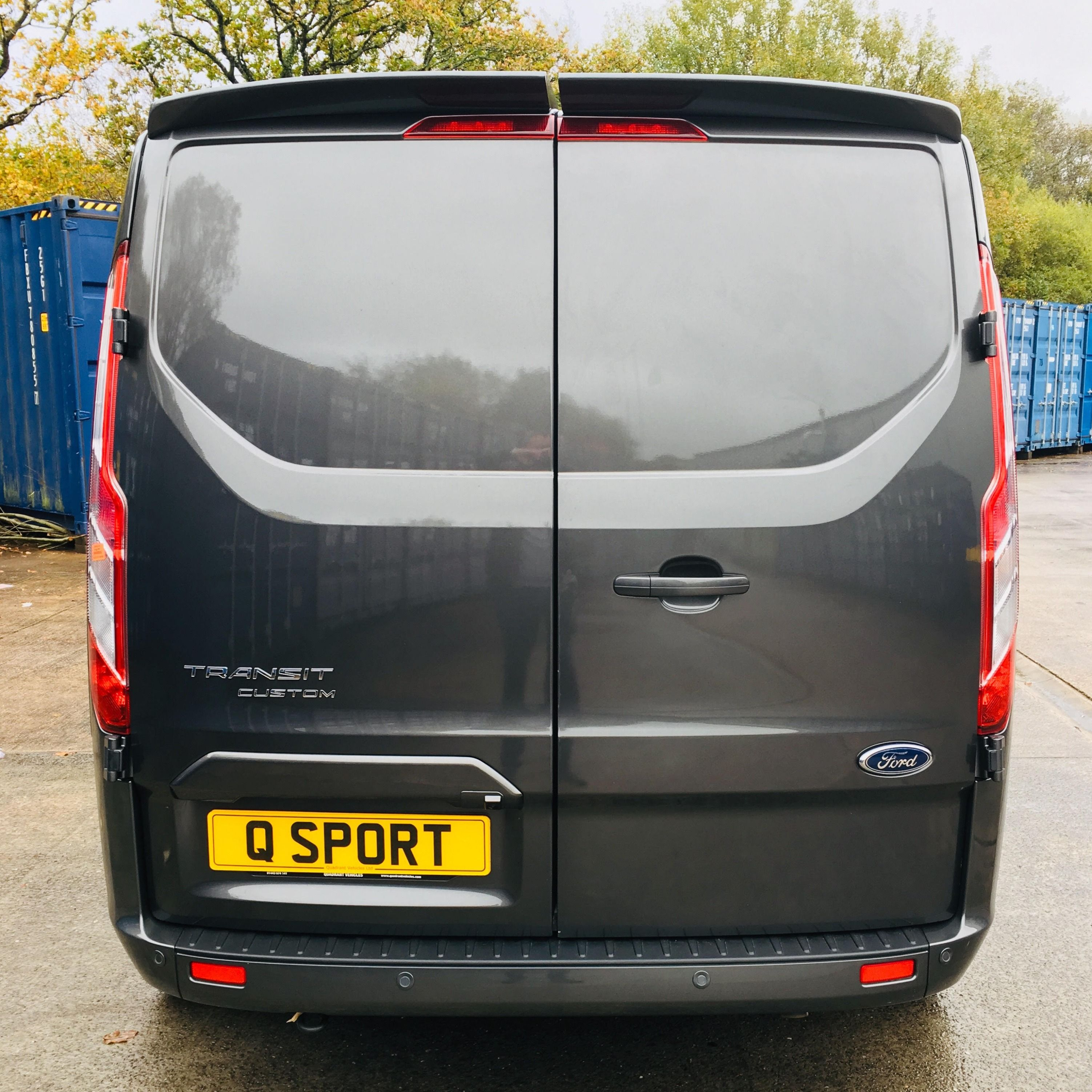 Ford Transit Custom Sport Double Cab Ford Transit Transit Custom Van For Sale
