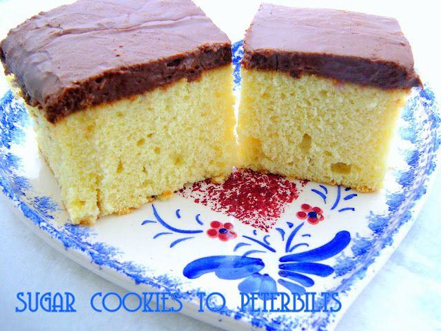 Sugar Cookies to Peterbilts: The Farmer's Daughter's Cake