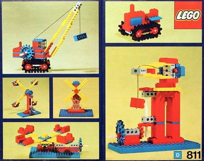 Lego 811