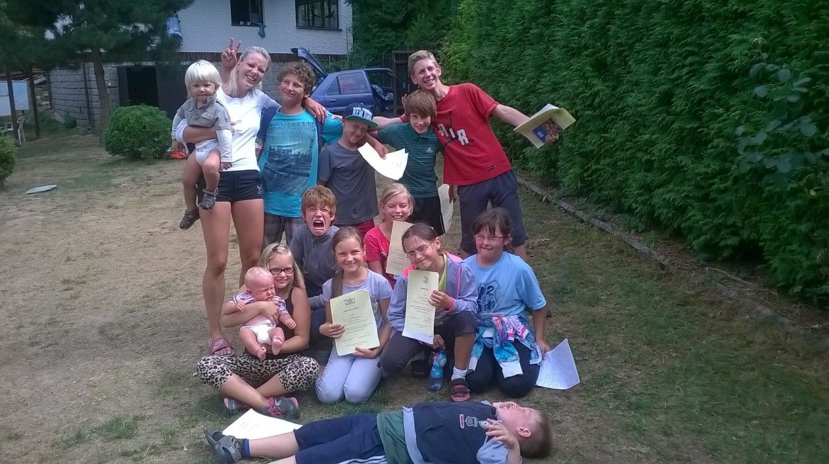 Jazykové tábory pro děti | Perfect World, Plzeň