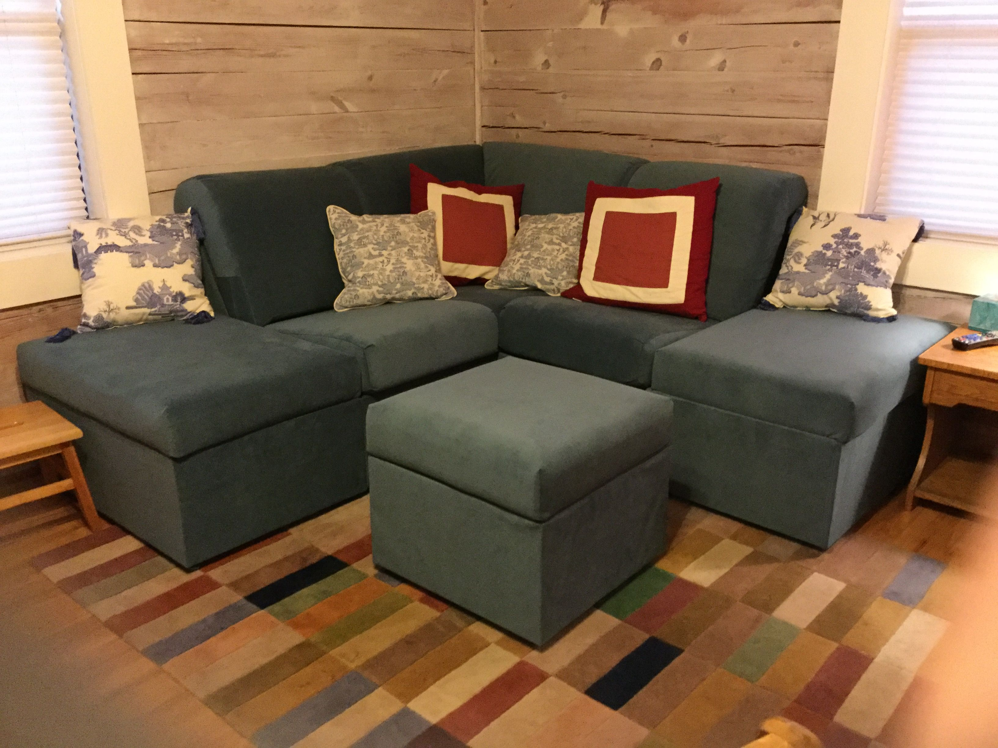 My New Home Reserve Sectional Sofa For A Small Space Love It