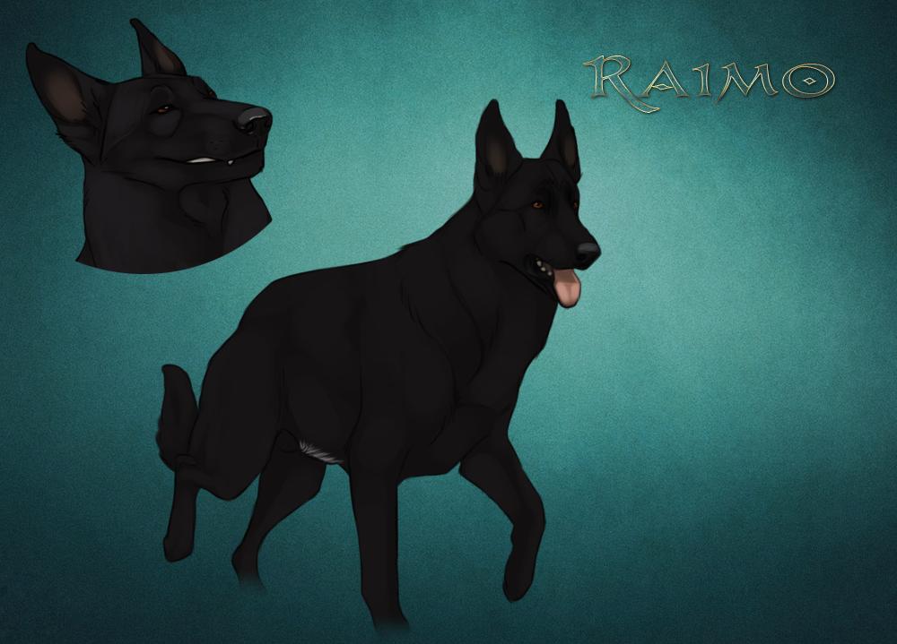 Raimo by Kique7 Animal drawings, Dog drawing, Dog art