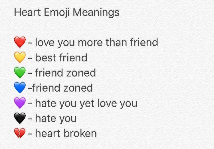Pin By Abbi On Cute Nicknames Heart Emoji Emoji Combinations