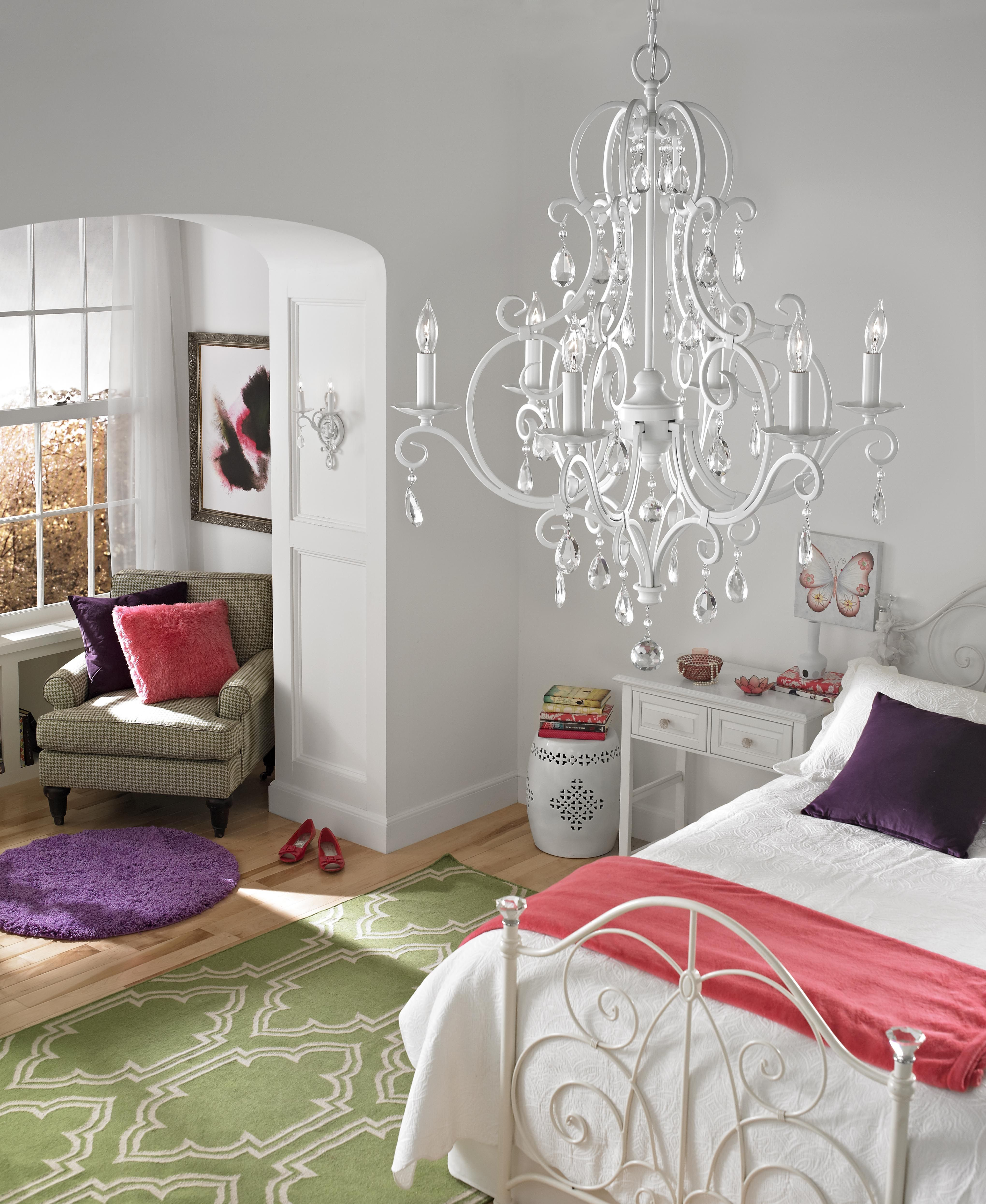 Murray Feiss F2661 8 4htbz: Chandeliers And Sconces Can Light And Dress Up Any Space