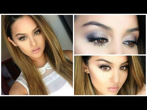my simple go to makeup look for beginners  christen