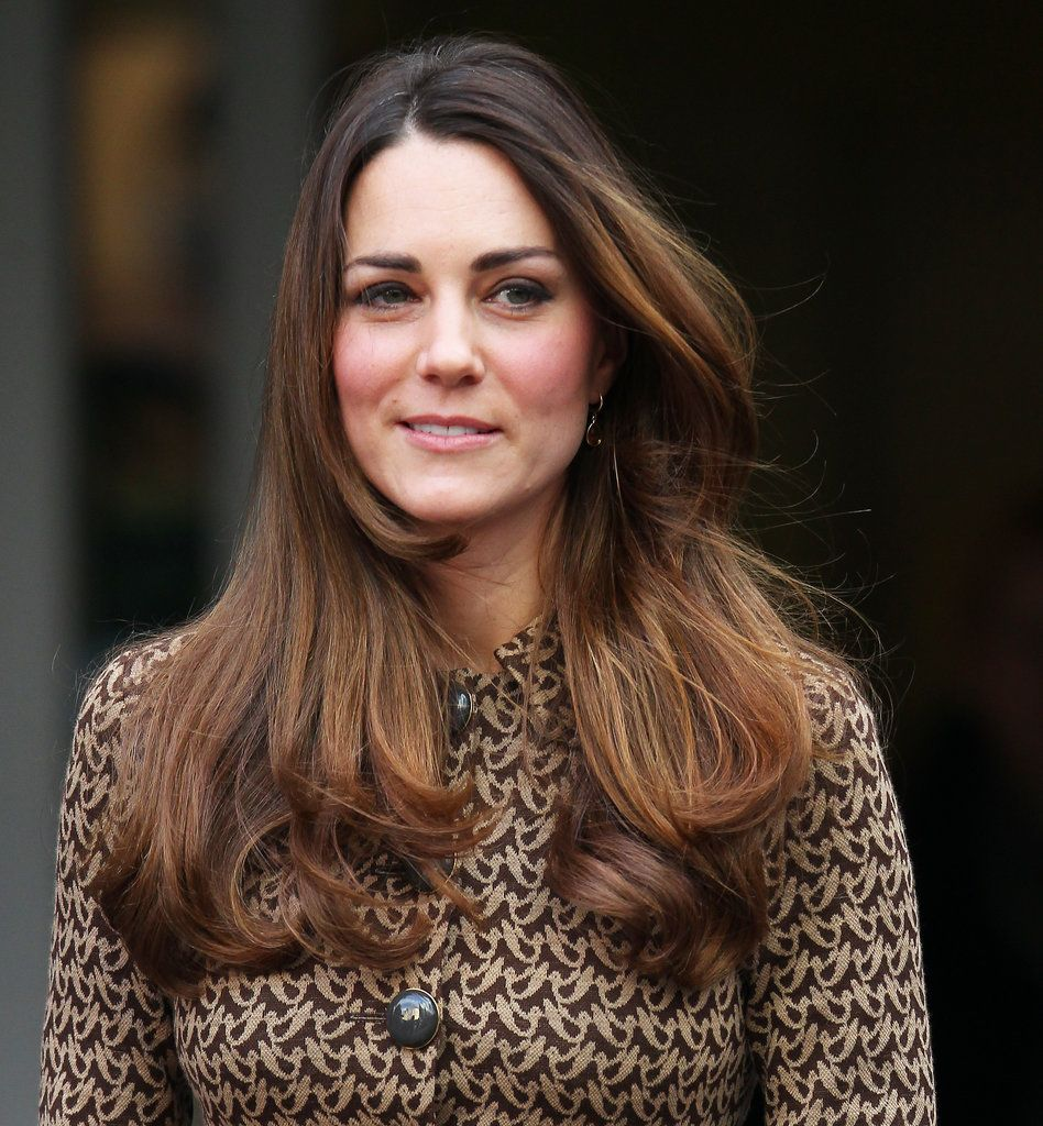 Is Kate Middleton Trying Out The Ombré Trend? Photo Gallery