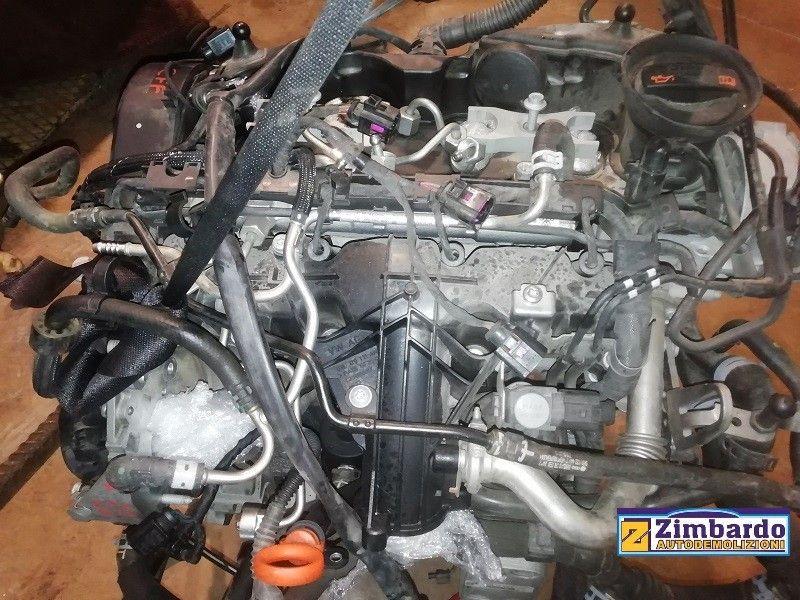 Motore Audi Q3 Volkswagen Seat 2.0 TDI CFF 140 CV 103 KW