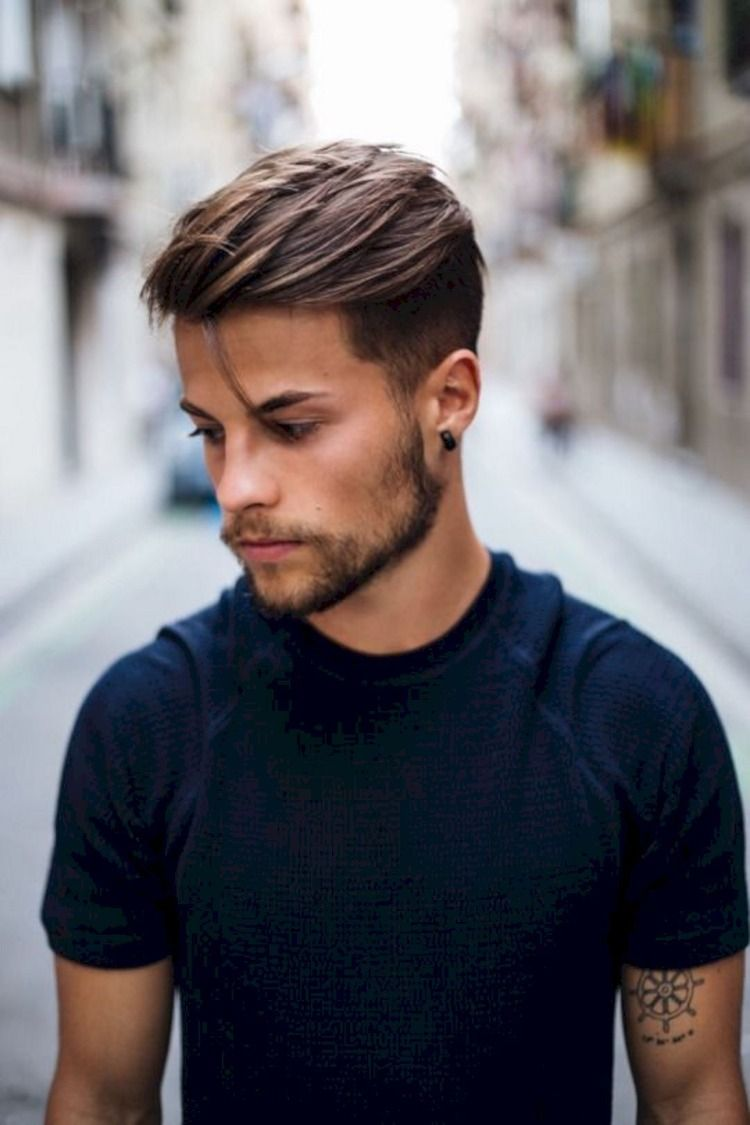 49++ Coiffure homme long degrade inspiration