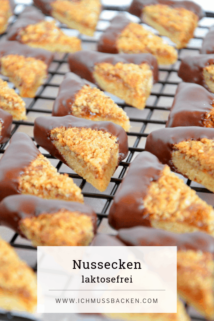 Photo of Nut corners – I have to bake