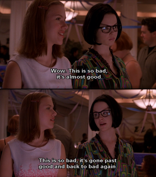 ghost world, what a cool movie