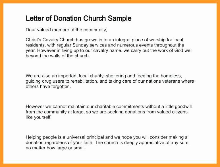 Charitable Contribution Letter Template Luxury 12 13 Charitable Contribution Letter Sample Donation Letter Template Donation Letter Lettering