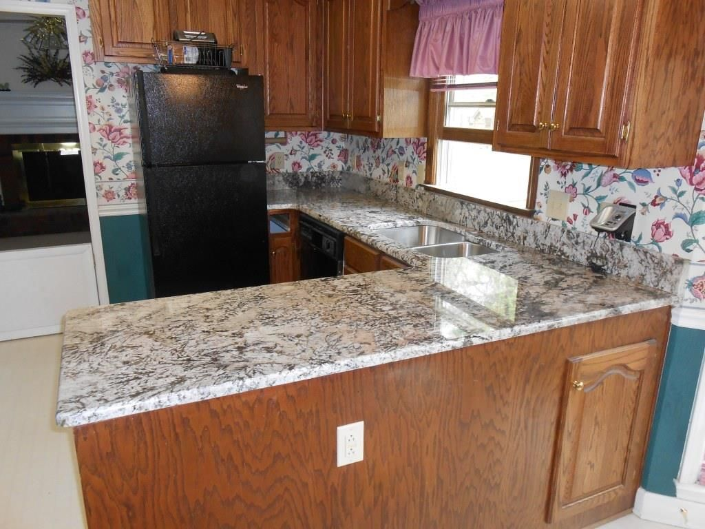 Bianco Antico Granite Counter Top Installed 4 1 13 With Images