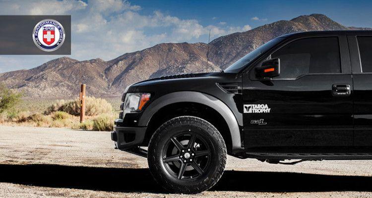 HRE TR40Series Performance Truck Wheels Motorator