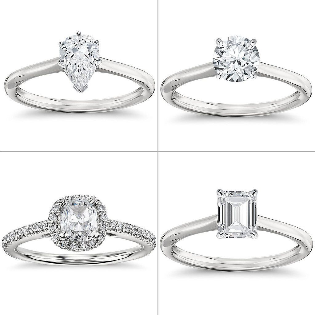 Which Engagement Ring Are You Engagements Ring and Wedding styles