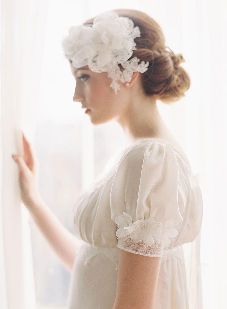 Primrose double silk flower bridal headpiece hair set primrose double silk flower bridal headpiece hair set mightylinksfo