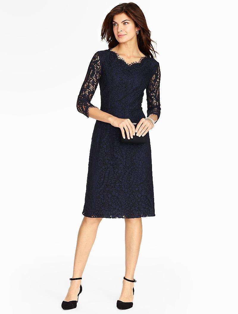 Paisley Lace Sheath Dresses Petites Dresses Clothes For Women Sheath Dress [ 1057 x 800 Pixel ]