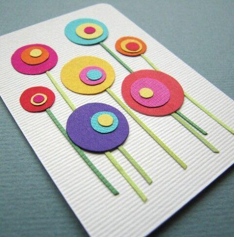 Поздравление, открытки на 6 лет девочке своими руками